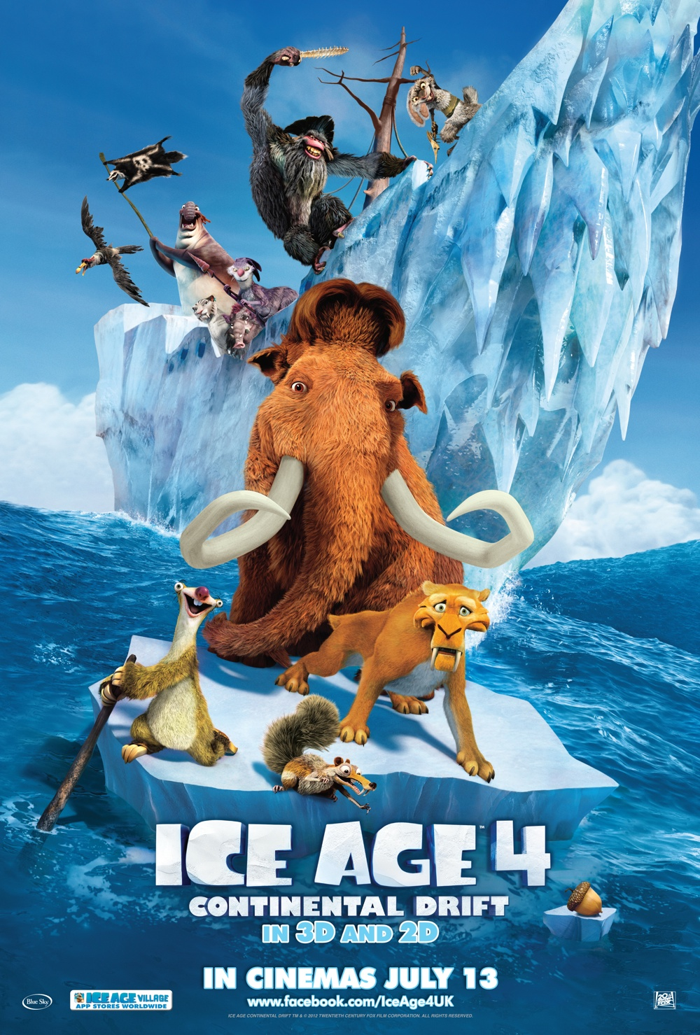 ice age 4 streamcloud